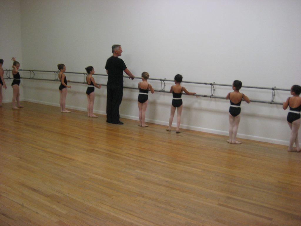 Peter Teaching Level A Character Class