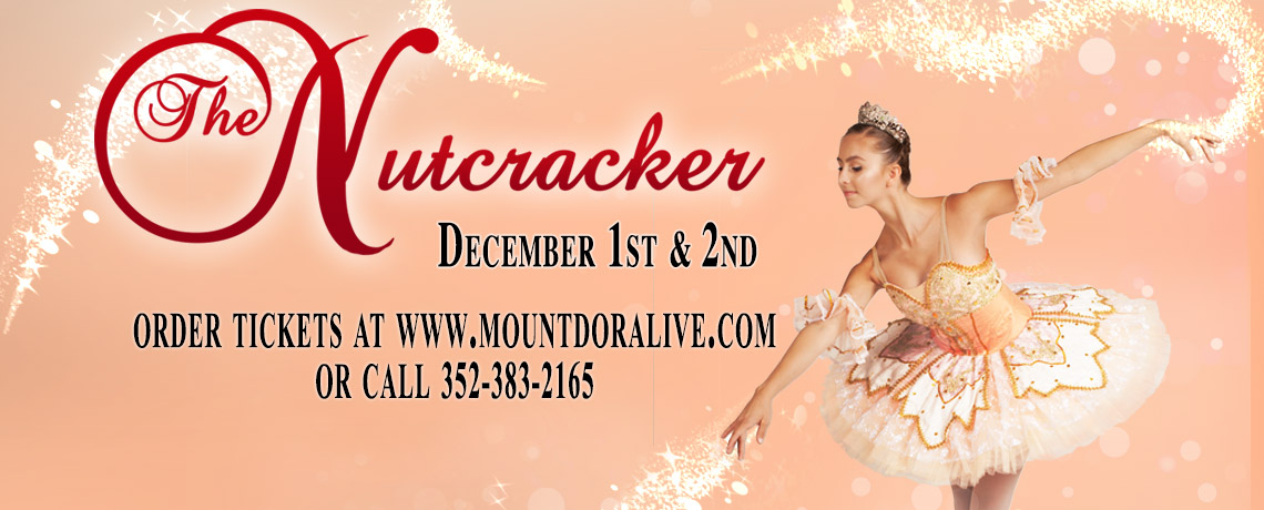 The Nutcracker, December 1st and 2nd